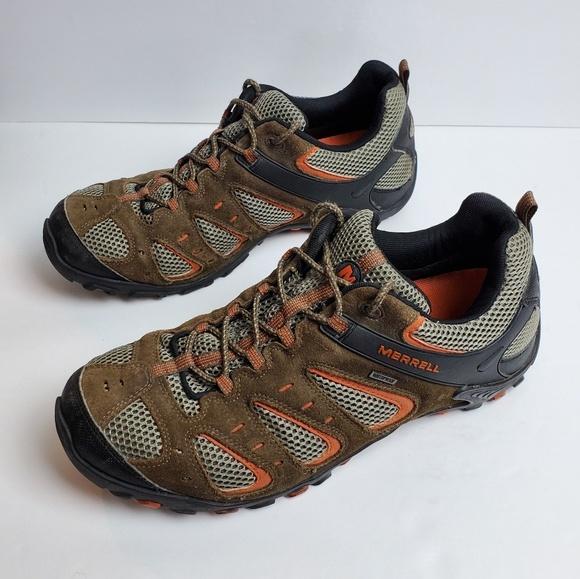 4f90db4a76b Merrell Waterproof Trail Hiking Shoes size 13
